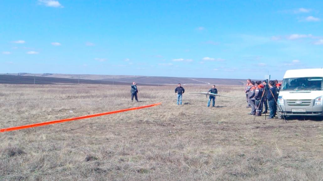 Беспилотные системы приступили к беспилотному мониторингу в Оренбургнефть