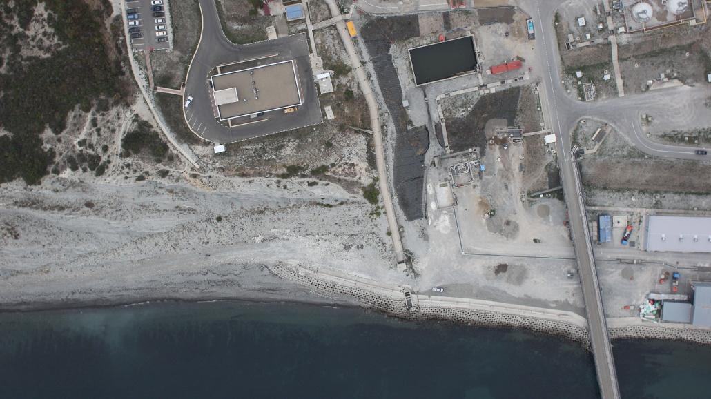 Проведены учения на морском нефтеналивном терминале Каспийского трубопроводного консорциума с применением БПЛА Supercam