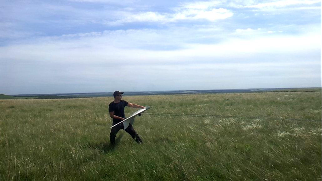 Римера испытала беспилотники Chelpiper на нефтяном месторождении Газпромнефть-Ноябрьскнефтегаз