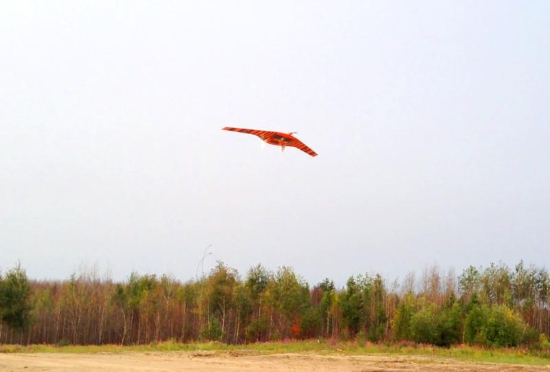 БПЛА Supercam для заповедника будет проводить мониторинг окружающей среды в Камчатском крае