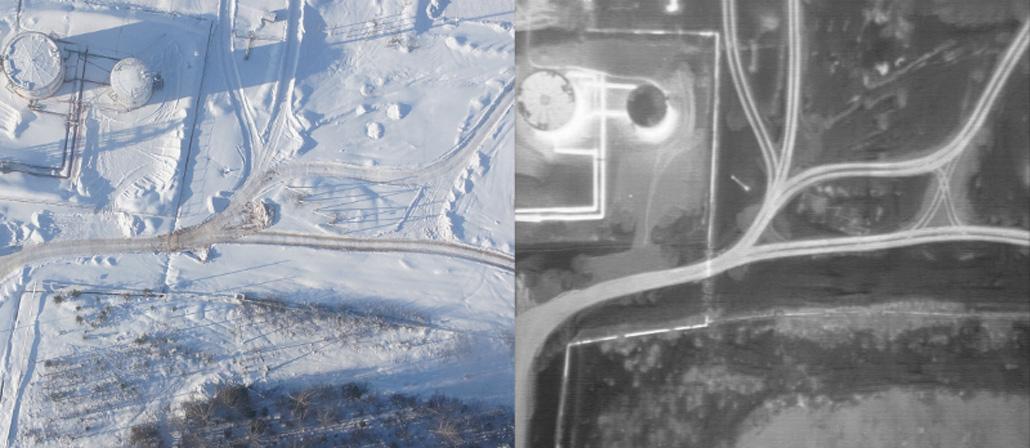 Группа компаний «Беспилотные системы» выиграла конкурс на услуги мониторинга трубопроводов для  ОАО «НК «Роснефть»