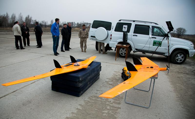 Беспилотники Supercam появятся в Хабаровском крае для слежения за лесными пожарами
