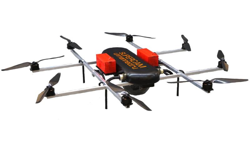 БПЛА Supercam X8 будет применяться в музее-заповеднике «Куликово поле»